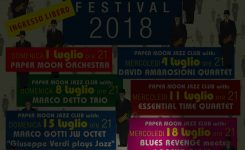 JazzIn Seregno Festival – Press release