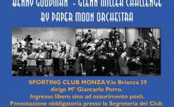 Paper Moon Orchestra: Benny Goodman – Glenn Miller Challenge