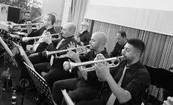 Domani sera suona la Paper Moon Orchestra al JSF2019!